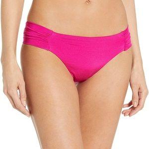 BNWT Trina Turk Hot Pink Hipster Bikini Bottoms